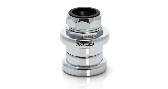 XLC balhoofdstel 1 inch zilver